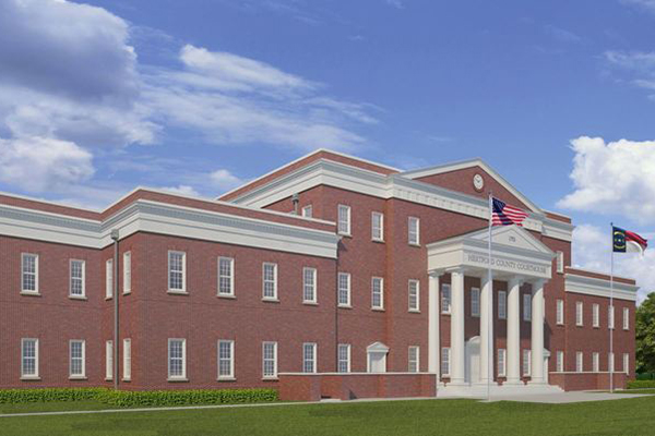 Hertford County Courthouse